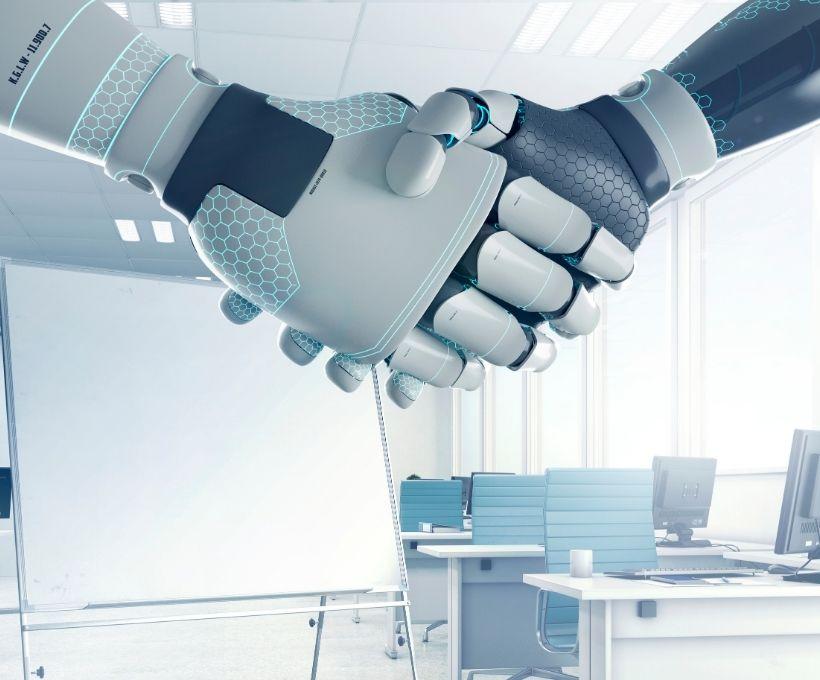 kontorrobotter